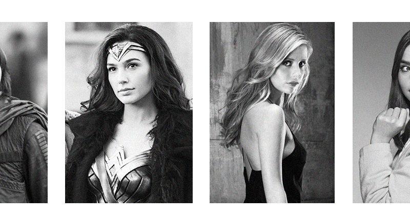 Ces personnages féminins qui m'inspirent.