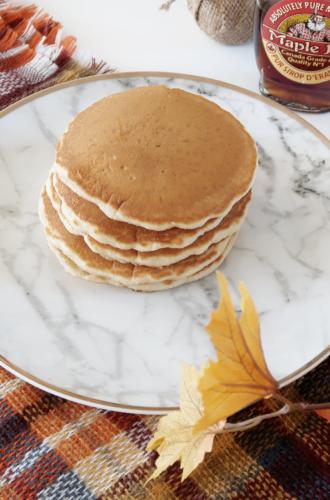 Recette de pancakes à l'aquafaba