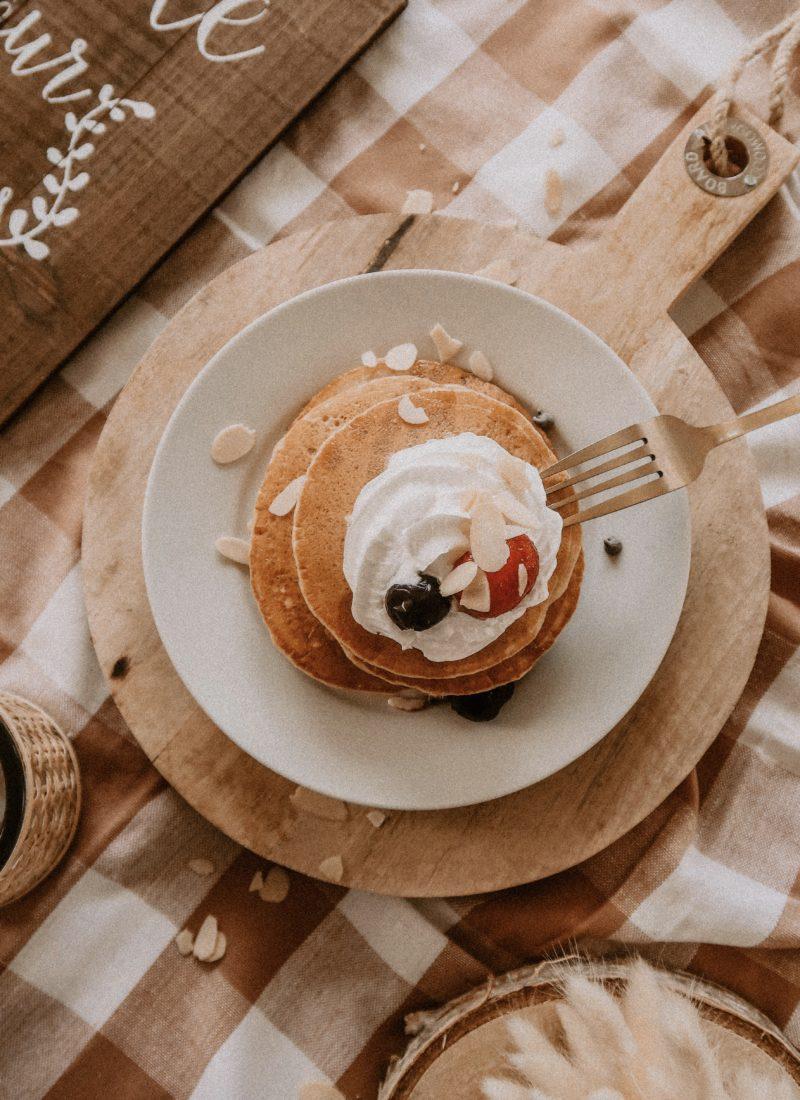 Cinq idées de petit-déjeuners vegan sucrés