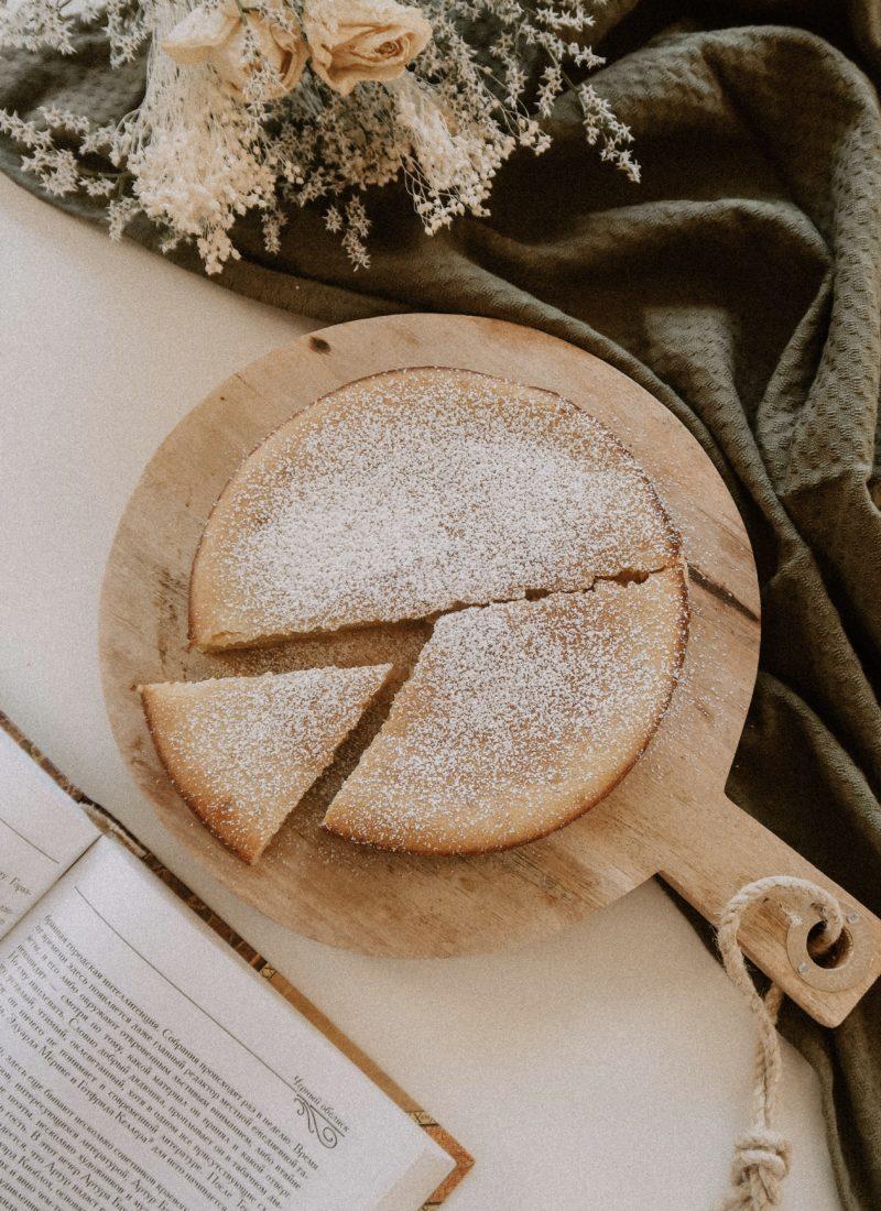 Recette de gâteau à la courgette & fleur d'oranger